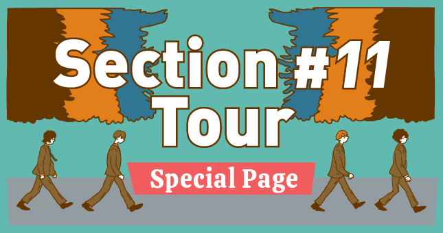 Section #11 Tour Special Page